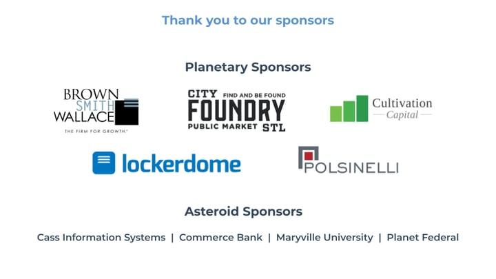 Moonshot 2021 Sponsors