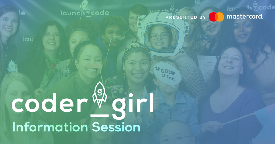 WATCH: CoderGirl STL Information Session